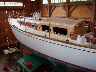 36 Cascade Port side