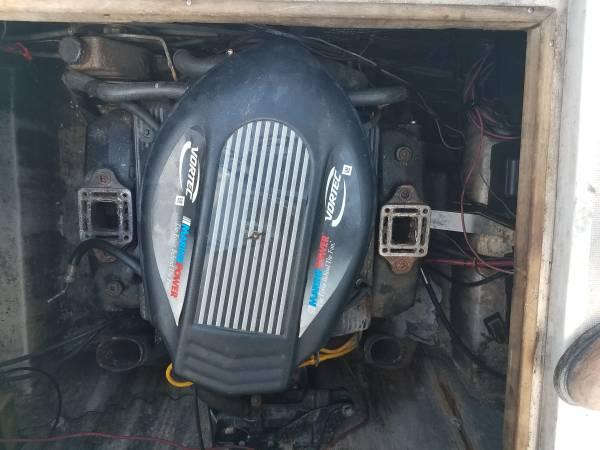 1987 Century 255 engine