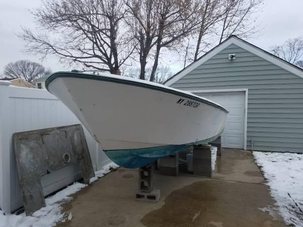 22 Aquasport bow wide