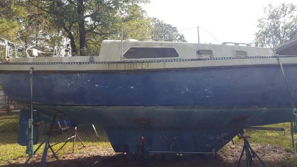 27 watkins sailboat
