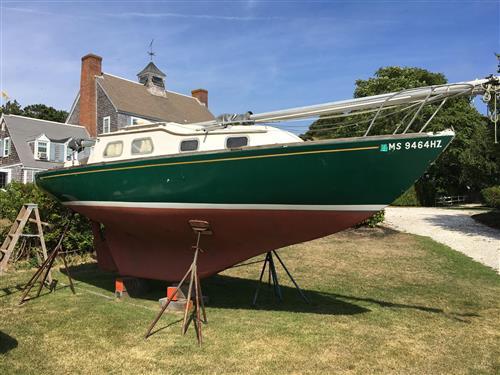 1971 Bristol Starboard bow