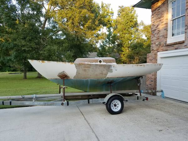 Cape Dory Project boat