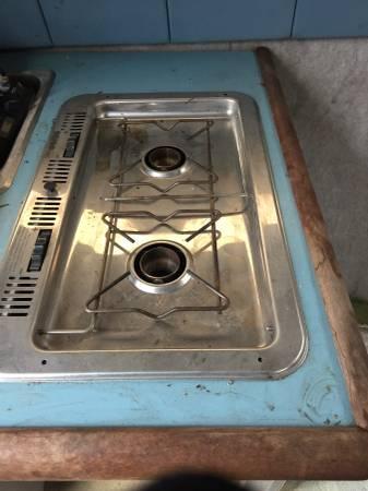 2455 Bayliner stove