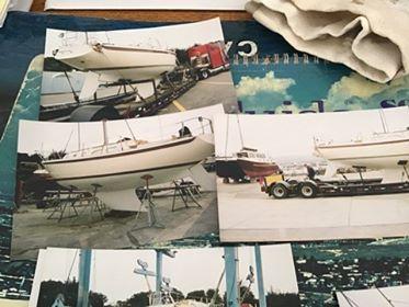 32 ft Erickson 1977 hauled