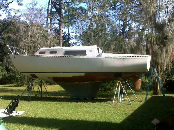 FREE Grampian 26' Sailboat