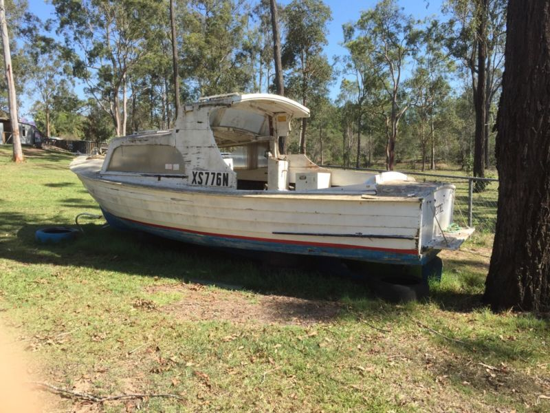 Free powerboat Kestral