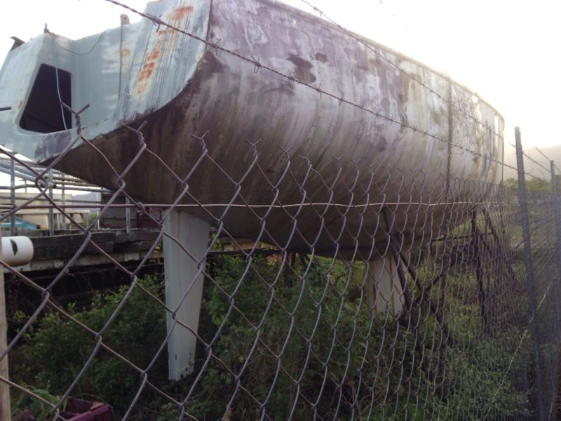 Steel project boat for free