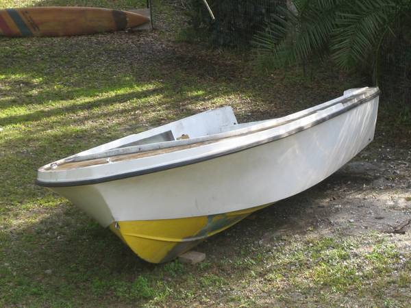 18 foot boat free