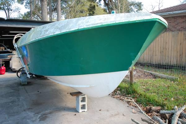 Free aquasport hull