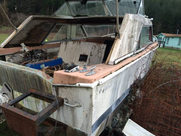 free boat and trailer boat view