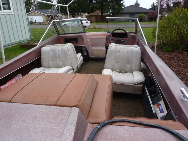 Free boat play toy interior