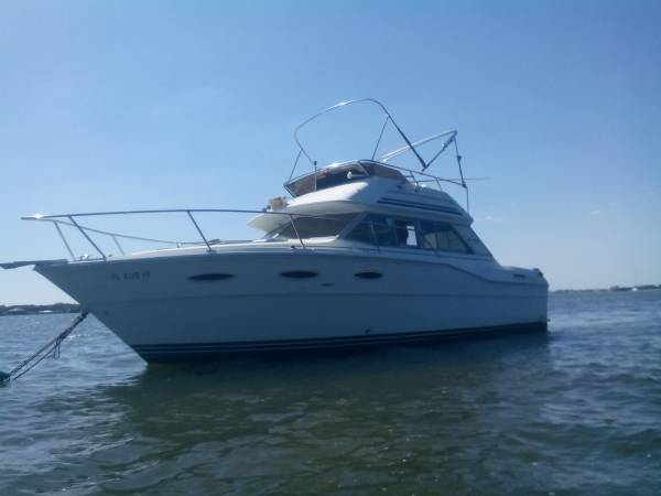 30 ft sea ray unwanted boat