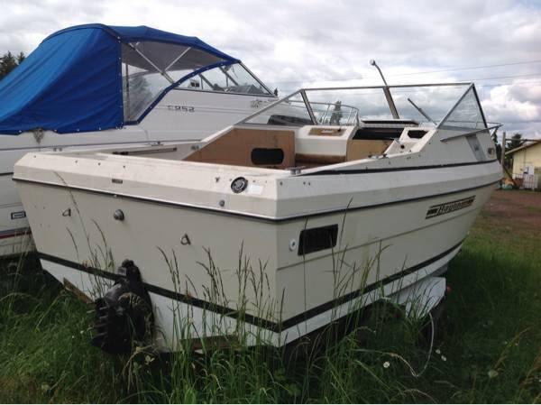 bayliner liberty 21 powerboat