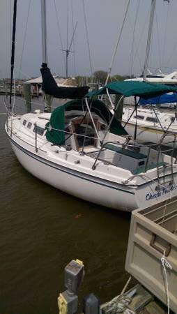 78 seafarer sailboat free