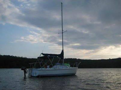 22 Catalina free project boat