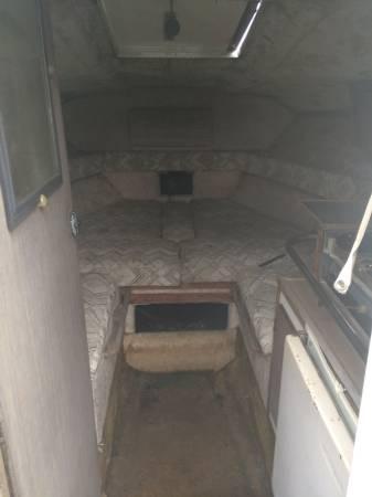 1974 SeaRay Interior