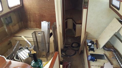 Benford Interior work needed