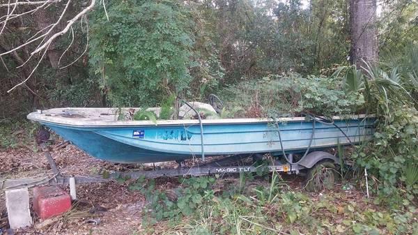 Fishing boat project hull