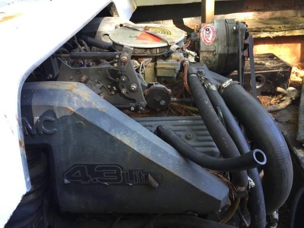 OMC 4.3 motor