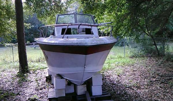 tide boat bow