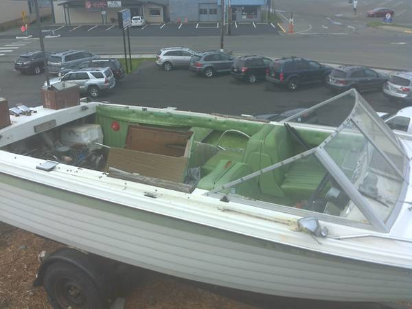 Bellboy powerboat needs tlc