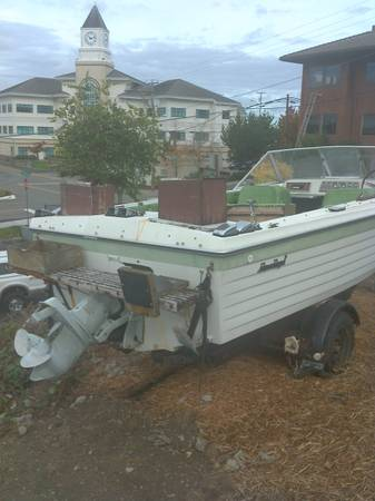 Bellboy boat no trailer