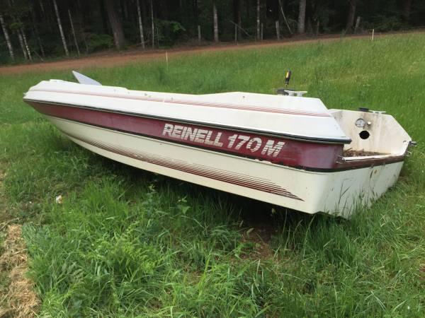reinel boat hull