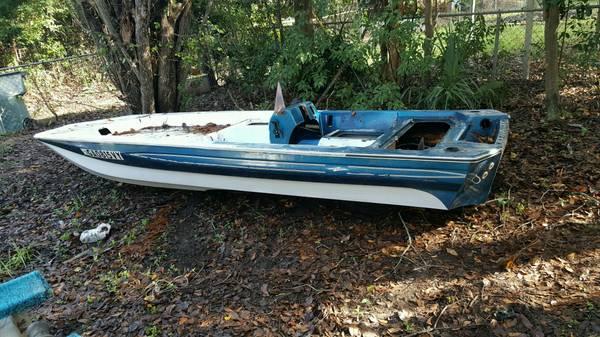 project boat hull Savannah