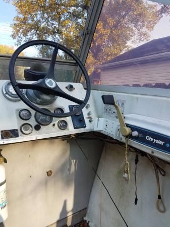 24' boat capt station