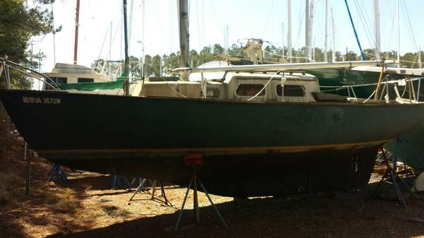 27 Tartin dry docked