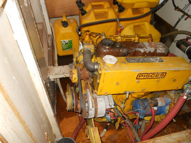 Bruce Roberts 36.6 Engines