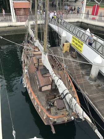 Engine For Sale >> Custom Mini Pirate Ship $8500 (Long Beach CA) - Free-Boat.com