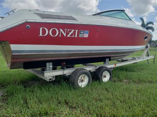 Donzi side view