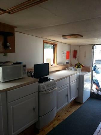 66 steel trawler counters interior