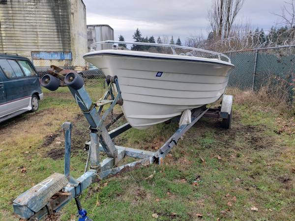 Project IO boat Bow