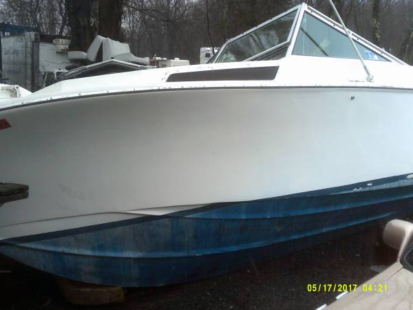 23 ft Offshore Fishing Boat