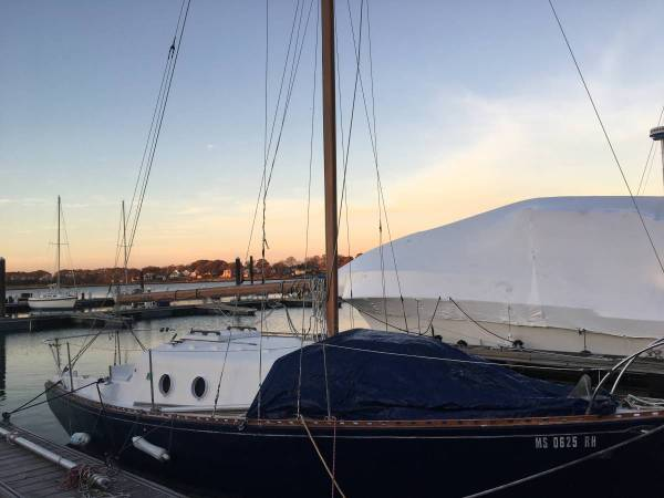 26' Grampian Sailboat