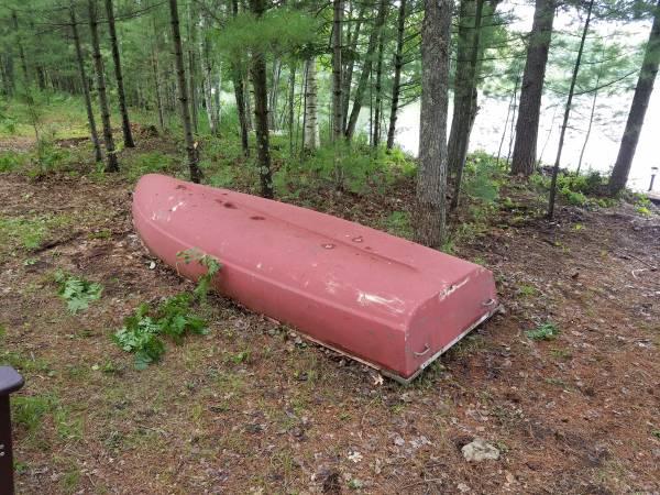 14 foot dink boat
