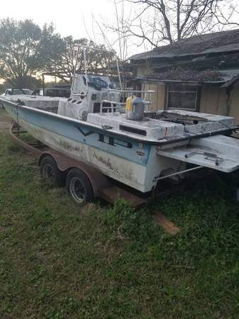 big dirty boat free