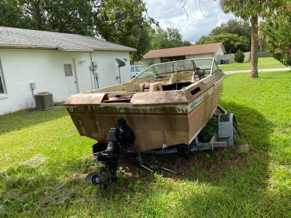 Cris craft powerboat io stern starbird
