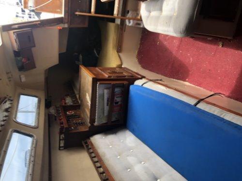 Catalina 30 Setae interior